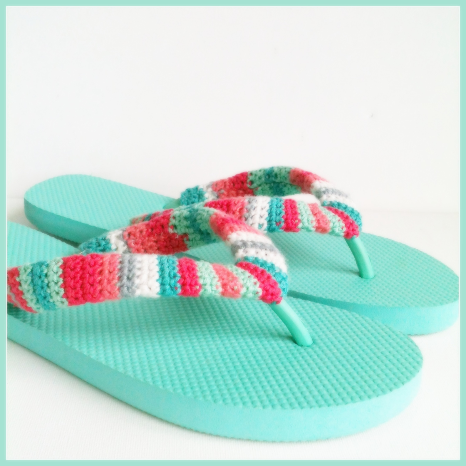3f95bc9e2 11thongs2. Voila! Now step out in style in your fabulous flip flops.  Advertisements