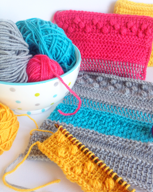 tunisian knit stitch instructions
