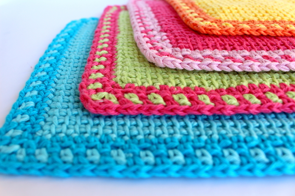Posted in Crochet , Patterns , Tunisian Crochet , Tutorials