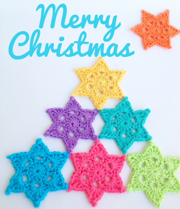 Christmas star by Poppy & Bliss