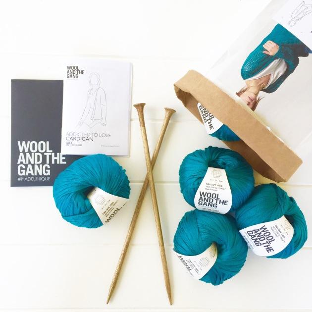 Tina Tape by WATG yarn review